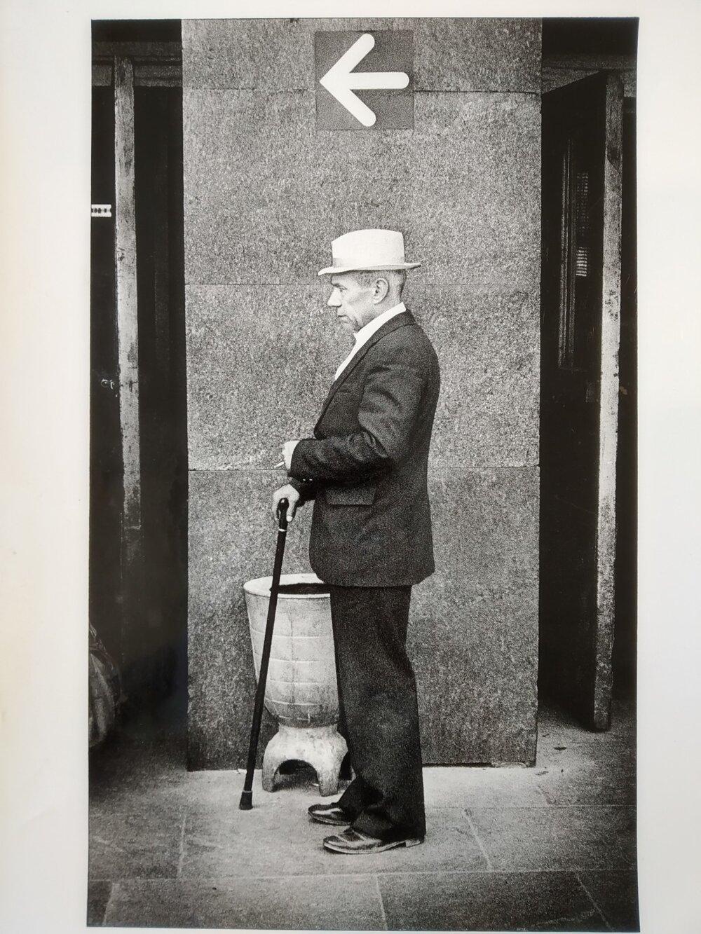 """- Ain Protsin, """"Otsus"""". 1980. a. Fotomuuseumi kogu"""