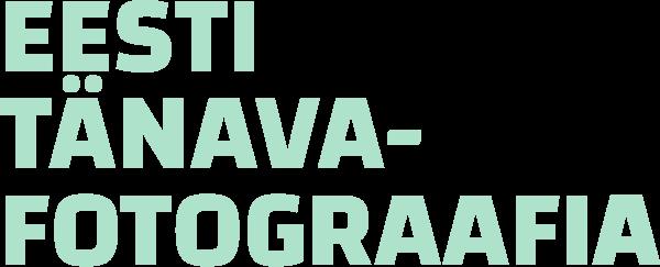 Eesti tänavafotograafia logo
